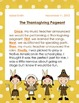 Second Grade Common Core Writing: Thanksgivng Narratives