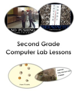Second Grade Computer Lab / Technology Lessons