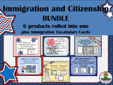 Immigration and Citizenship Enrichment Bundle