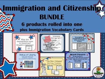 Immigration and Citizenship Enrichment Bundle
