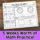 Second Grade Daily Math Fix for January