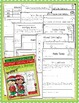 Second Grade December / Christmas Common Core No Prep Packet