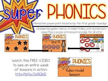 Second Grade Digital Phonics Curriculum Units 19-23
