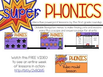 Second Grade Digital Phonics Unit 15 on the Long OO Sound Spelling Pattern