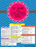 2nd Grade ELA Common Core I Can Student Checklist for Data