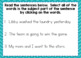 Second Grade (EOY) Language Arts Review BOOM Digital Task Cards Edition 1