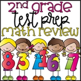 Second Grade Math Test Prep Review