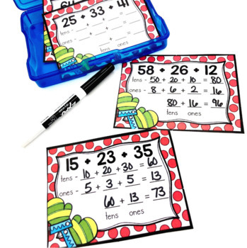 Second Grade Early Finisher Task Cards - December