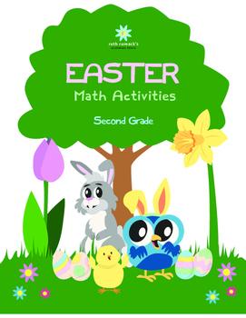 Second Grade Easter Math Activities