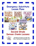 Second Grade Emergency Sub Plans