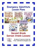 Second Grade Emergency Sub Plans