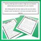 Second Grade Emergency Sub Plans - Fall Edition!