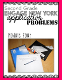 Second Grade Engage NY Eureka Application Problem Strips Module Four