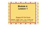 Second Grade Engage NY Math Module 4 NOTEBOOK (SMARTboard) File