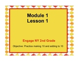 Second Grade Engage NY Math Module 1 NOTEBOOK (SMARTboard) File