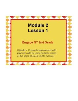 Second Grade Engage NY Math Module 2 NOTEBOOK (SMARTboard) File