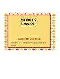 Second Grade Engage NY Math Module 6 NOTEBOOK (SMARTboard) File