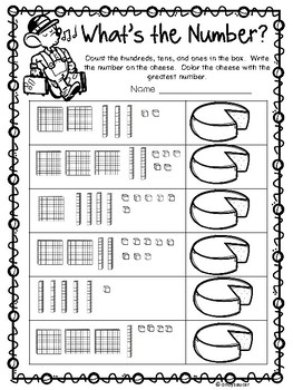 Second Grade, Engage NY, Module 3, Fun Printables and Tests