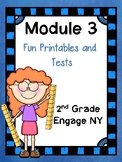 Engage NY, DIGITAL and Paper Printables, Module 3, 2nd Grade
