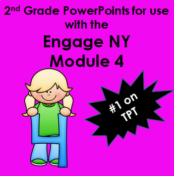 Engage ny Second Grade Module 4 (Engage New York) 31 Powerpoints Lessons 2nd Gra