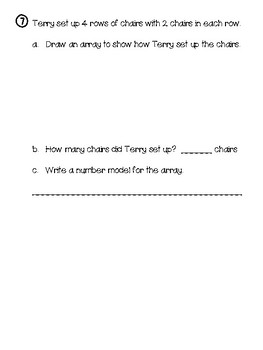 Second Grade Everyday Math Unit 8 Review