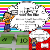 Second Grade Fact Fluency Bundle (Unit 1 and Interactive Notebook)