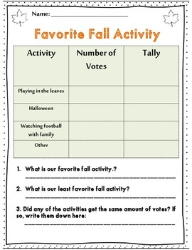 Second Grade Fall Math & ELA Activity Set *Common Core Aligned*