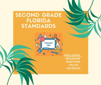 Second Grade Florida Standards