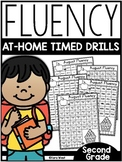 Second Grade Fluency At-Home Timed Drills (for the year)