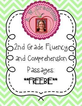 Second Grade Fluency Bundle