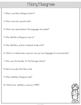 Second Grade Fluency Passages for Social Studies