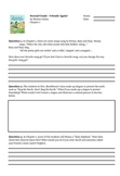 Second Grade Friends Again - comprehension worksheets