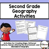 Second Grade Geography Activities