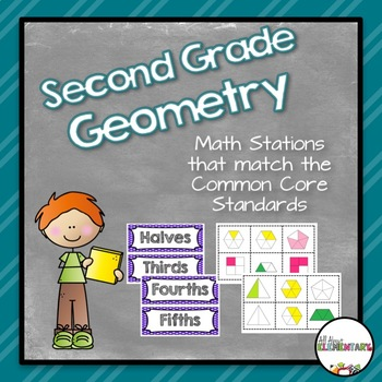 Second Grade Geometry {CCSS}