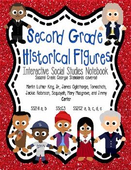 Second Grade Georgia Historical Figures**Georgia Social Studies