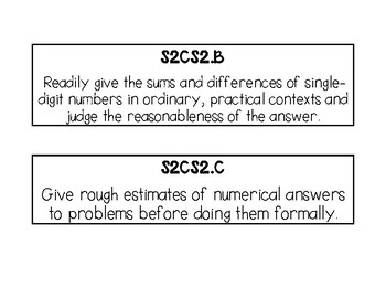 Science- Second Grade Georgia Standards of Excellence