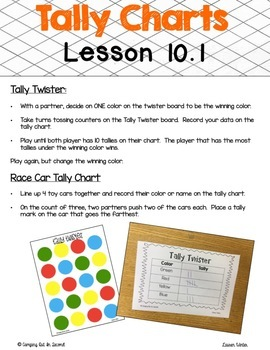 Second Grade Go Math Centers and Games: Chapter 10