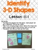 Second Grade Go Math Centers and Games: Chapter 11