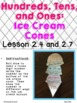 Second Grade Go Math Centers and Games: Chapter 2