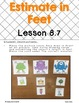 Second Grade Go Math Centers and Games: Chapter 8