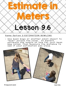 Second Grade Go Math Centers and Games: Chapter 9