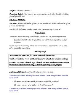Second Grade Go Math Chapter 4
