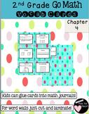 Second Grade Go Math Chapter 4 Vocabulary Cards