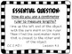 Second Grade Go Math Essential Questions Chapter 9