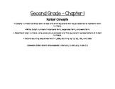 Second Grade Go Math Objectives