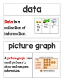 Second Grade Go Math Word Wall Chapter 10