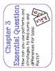 Second Grade Go Math Word Wall Chapter 3