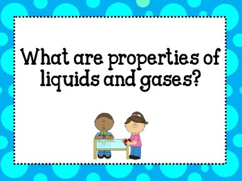 Second Grade (LSSS) Louisiana Science Essential Questions for classrooms!