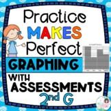 Second Grade Graphing Activities and Assessments