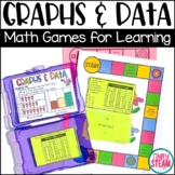 Second Grade Graphs and Data Game | 2nd Grade Graphs and Data